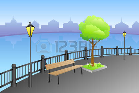2,603 Embankment Stock Vector Illustration And Royalty Free.