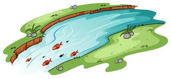 River fish clipart.