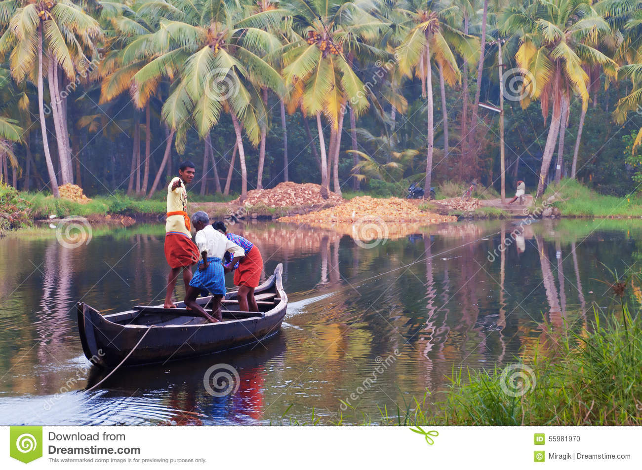 Indian Fishing Boat Stock Photos, Images, & Pictures.