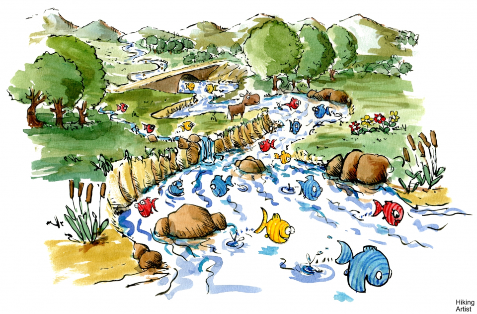 Saving India's Rivers and Riverine Ecosystems.