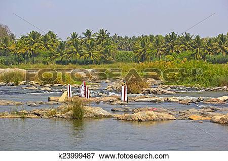Picture of River Kaveri k23999487.