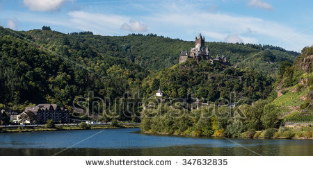Rhineland River Stock Photos, Images, & Pictures.