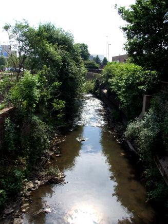 Castlefield Canal Heritage Walk.