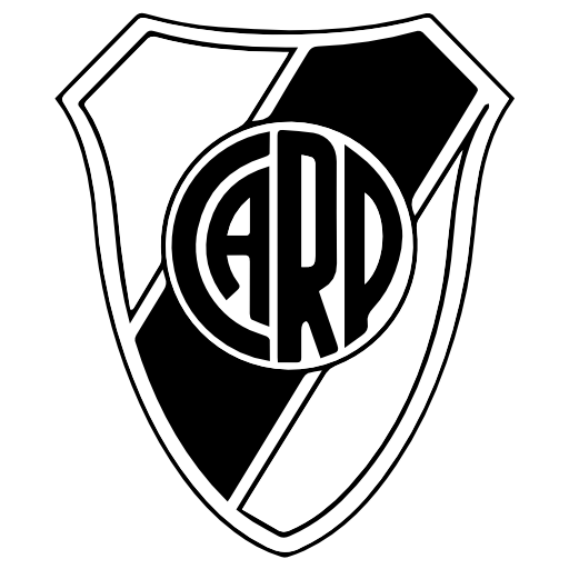 River Plate Clipart.