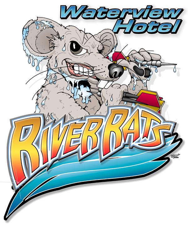 River rat clipart.