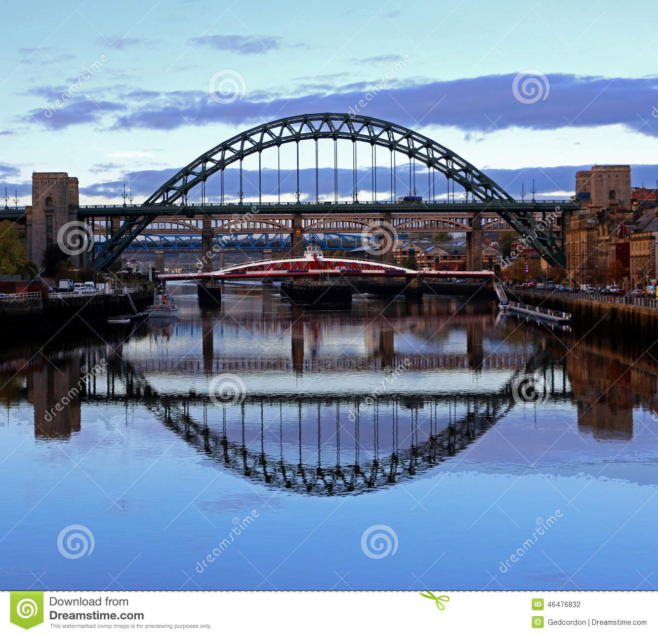 Tyne bridge clipart.