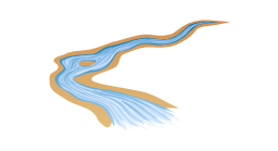 River clipart png.