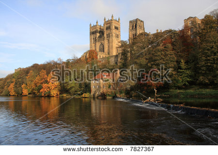 Autumn Down Looking River Stock Photos, Images, & Pictures.