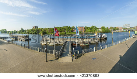 Weser Stock Photos, Royalty.