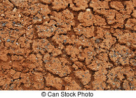 Stock Images of dry riverbed texture.