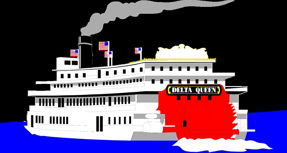 Riverboat.