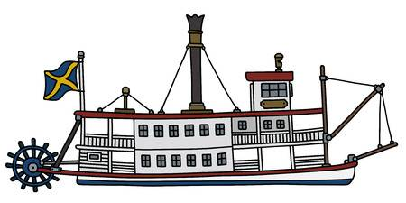 Riverboat clipart 1 » Clipart Station.