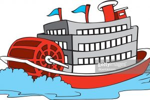 Riverboat clipart 4 » Clipart Station.