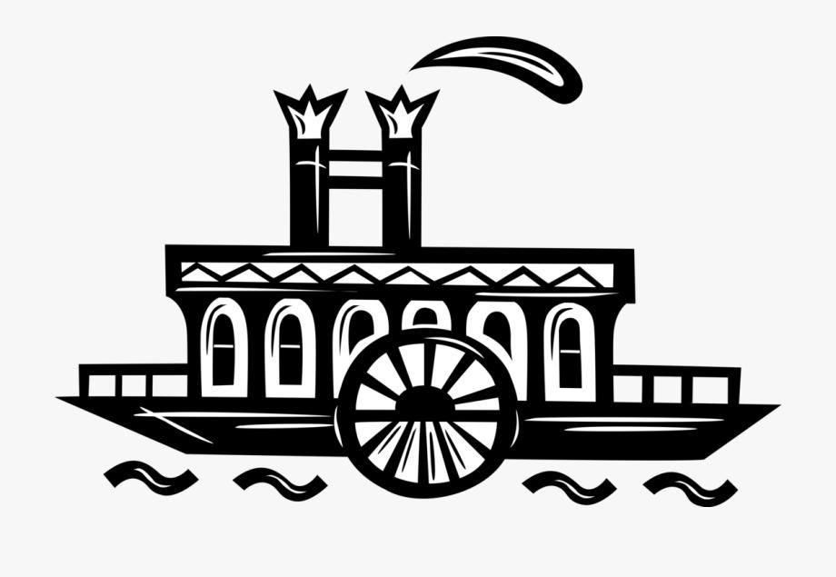 Riverboat Clipart , Transparent Cartoon, Free Cliparts.