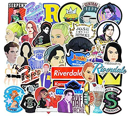 Riverdale Stickers Decals for Phone Waterproof Water Bottles.