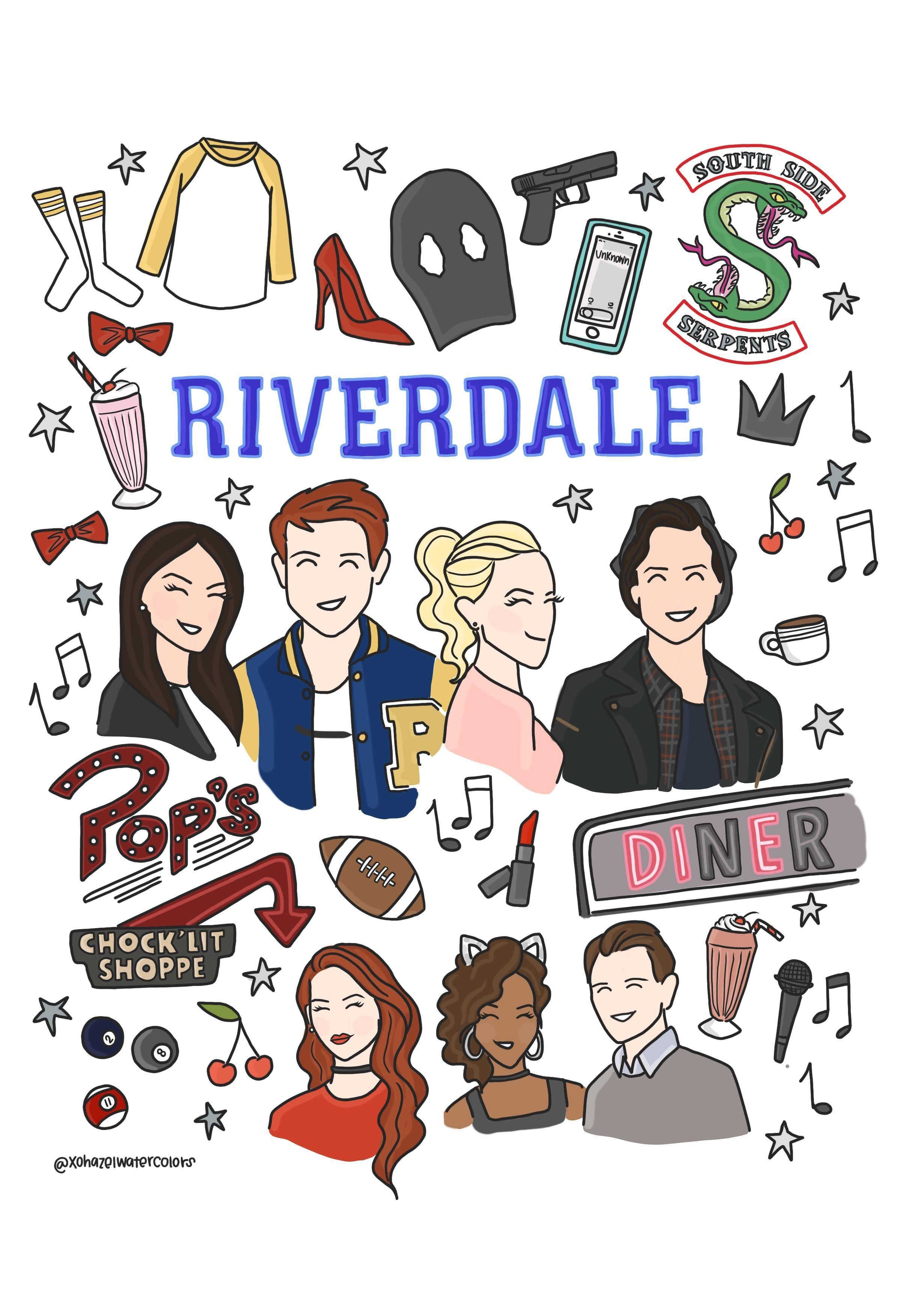Download Free png Riverdale clipart 5 » Clipart Portal.