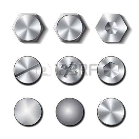 11,089 Rivets Stock Vector Illustration And Royalty Free Rivets.
