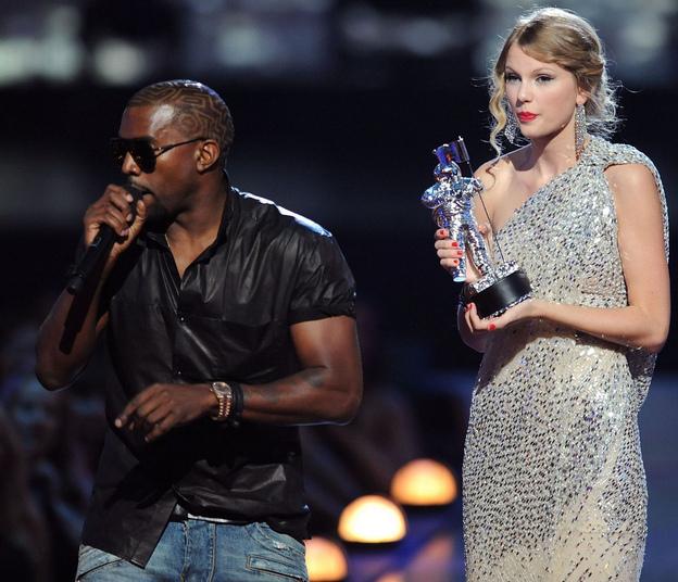 MissInfo.tv » Secret Recording of Kanye West Dissing Taylor Swift.