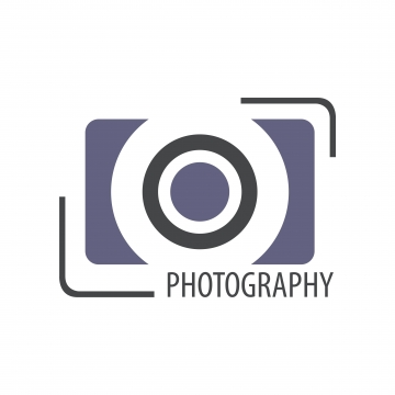 Photography Logo Png, Vector, PSD, and Clipart With.