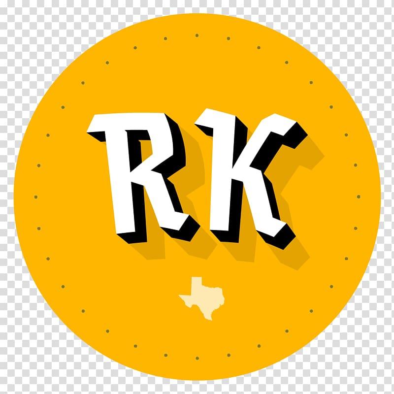 Republic Kolache Food Logo Brand, Rk transparent background.