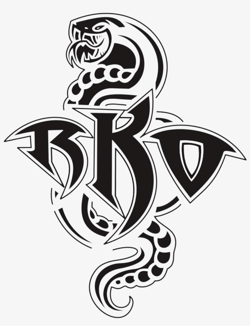Randy Orton Logo Rko Png PNG Image.