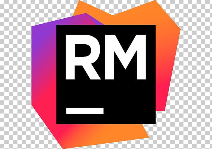RubyMine Logo, RM logo PNG clipart.