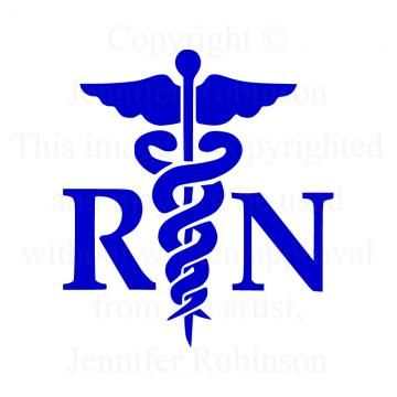 Nurse Symbol.