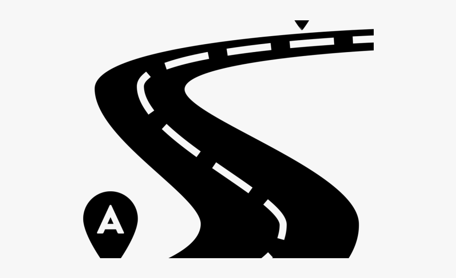 Road Clipart Pathway.