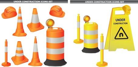 Roadblock Clip Art, Vector Roadblock.