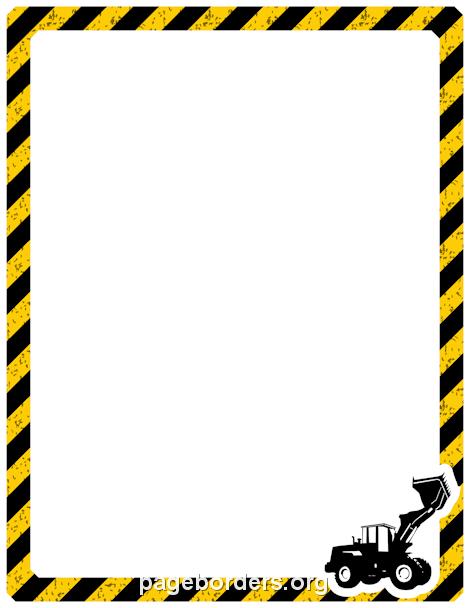 Checkered Border Clipart.
