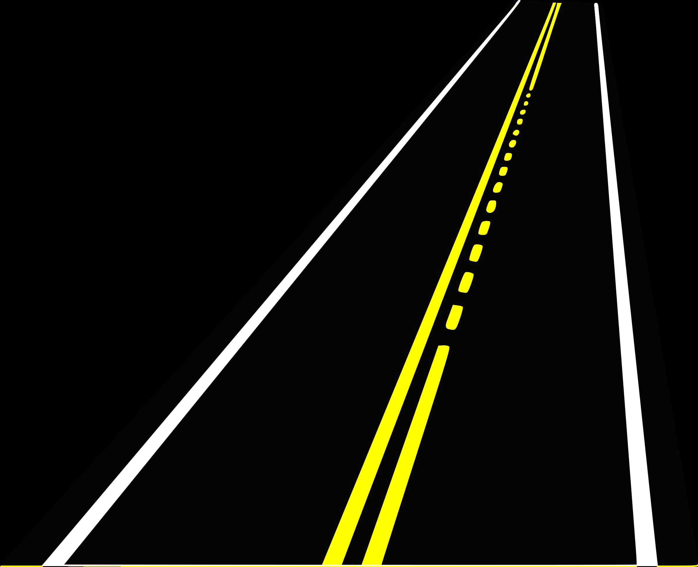 Road Background Clip Art Roadway 20clipart.