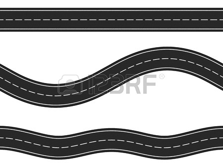 road clipart horizontal - Clipground