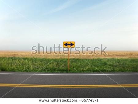 Horizontal Road Stock Images, Royalty.