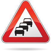Traffic Jam Clip Art, Vector Traffic Jam.