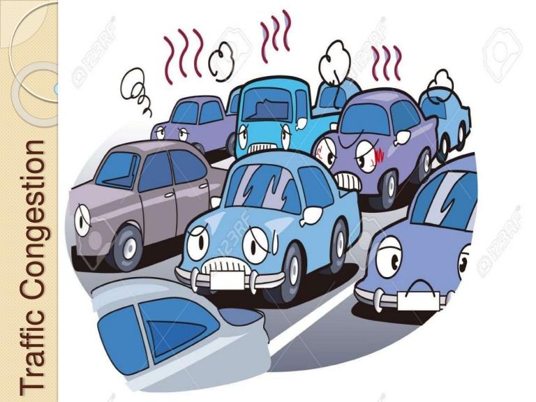 Traffic Congestion.