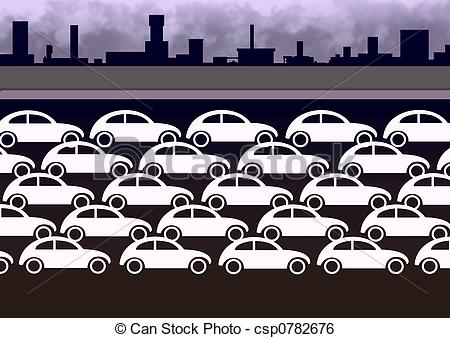 Traffic congestion Illustrations and Clip Art. 268 Traffic.