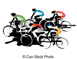 Road cycling Clipart Vector Graphics. 7,186 Road cycling EPS clip.