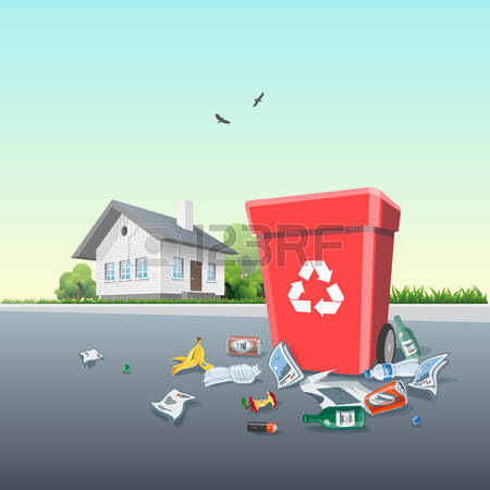 62,902 Garbage Stock Vector Illustration And Royalty Free Garbage.
