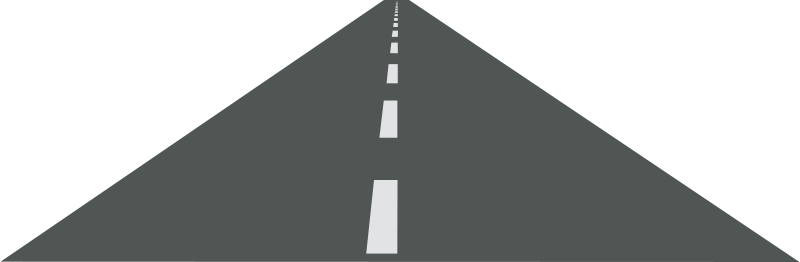 Free Clipart: Open road.