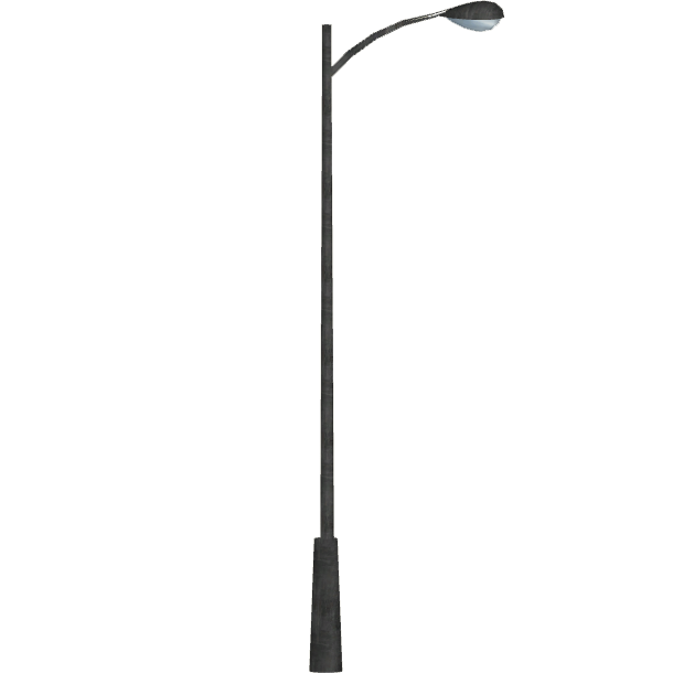 Street Light Transparent PNG Clipart, Road Street Lamp Free.