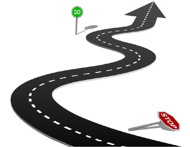 Road map clipart free 4 » Clipart Station.