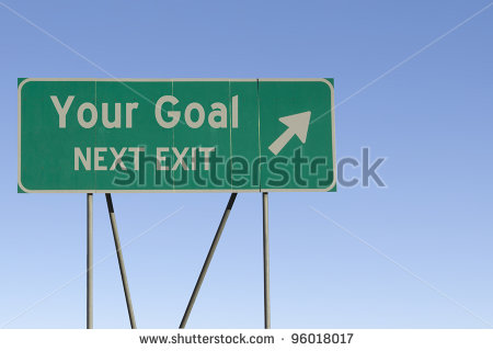 Clipart road signs life coach planning ahead.