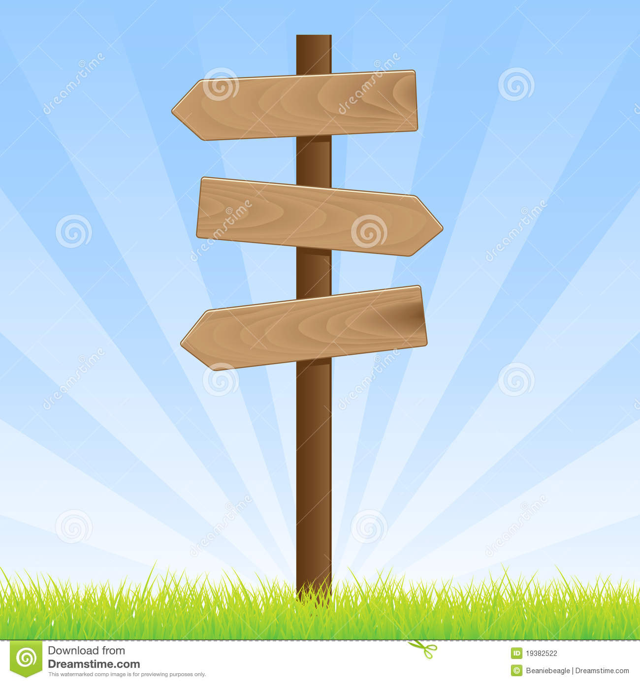 Road sign pole clipart.