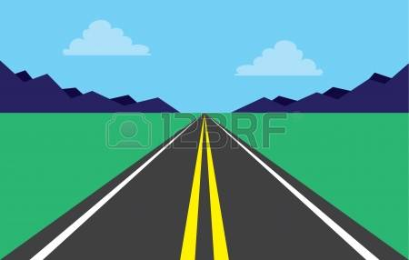 5,719 Long Road Stock Illustrations, Cliparts And Royalty Free.