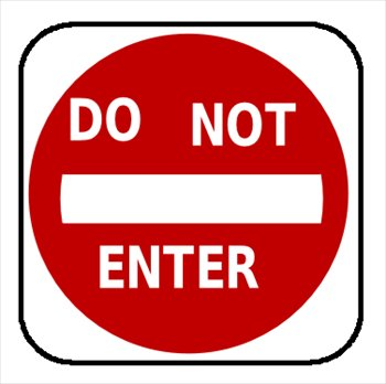 Free Traffic Signs Clipart.