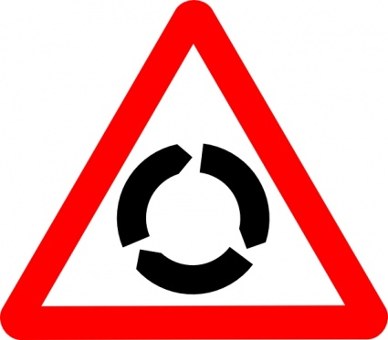 Road Sign Images.