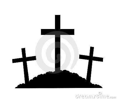 Cross Of Calvary Clipart.