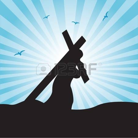Road To Calvary Images & Stock Pictures. Royalty Free Road To.