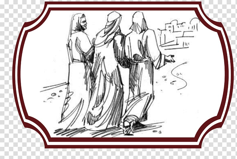 Road to Emmaus appearance Gospel of Luke Bible Miracles of.