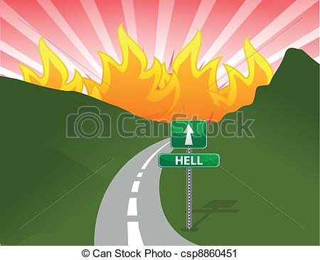 Road hell Illustrations and Stock Art. 232 Road hell illustration.